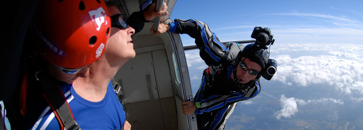 Modesto Skydiving Video Packages